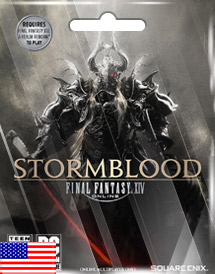 ff14: stormblood expansion standard edition us
