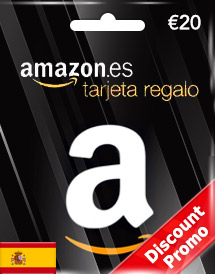 eur20 amazon gift card es discount promo