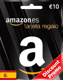 eur10 amazon gift card es discount promo