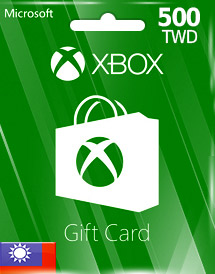 twd500 xbox live gift card tw