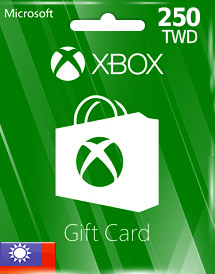 twd250 xbox live gift card tw