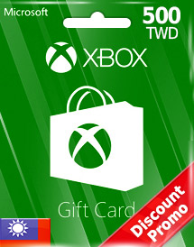 twd500 xbox live gift card tw discount promo