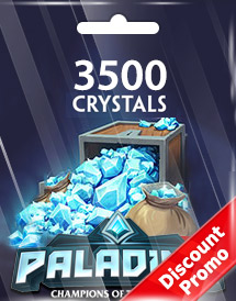 paladins 3,500 crystals global discount promo