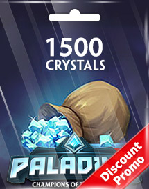 paladins 1,500 crystals global discount promo