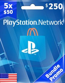 usd250 psn card us bundle promo