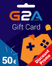 eur50 g2a gift card global discount promo