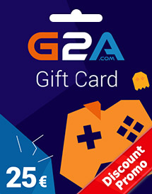 eur25 g2a gift card global discount promo