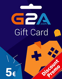 eur5 g2a gift card global discount promo