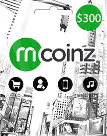 usd300 mcoinz global