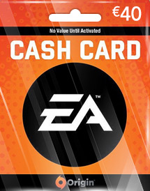 ea eur40 cash card de