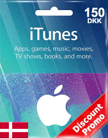 Buy iTunes Gift Card (DK)   Best Price & Fast Delivery   OffGamers