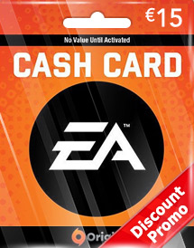 ea eur15 cash card de discount promo