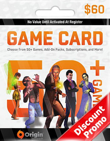 ea usd60 cash card us discount promo