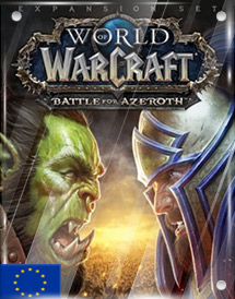 world of warcraft - battle for azeroth standard edition eu