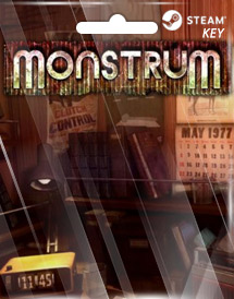 monstrum steam key global