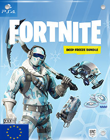 fortnite deep freeze bundle eu [ps4]