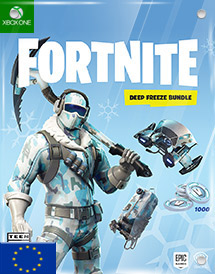 fortnite deep freeze bundle eu [xbox]