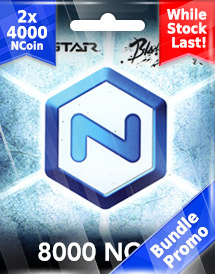 ncsoft 8,000 ncoins bundle promo*