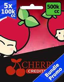 cherry credits global game card