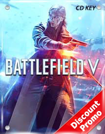 battlefield v global [pc] discount promo