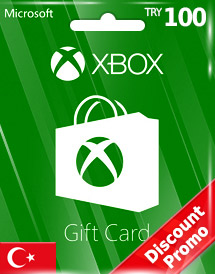 xbox live gift card try100 tr discount promo