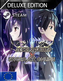 accel world vs. sword art online deluxe edition steam key [eu]