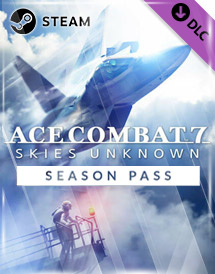 ace combat 7: skies unknown - season pass dlc steam [global]
