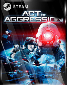 act of aggression steam key [global]