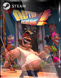 action henk steam key [global]