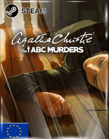 agatha christie: the abc murders steam key [eu]