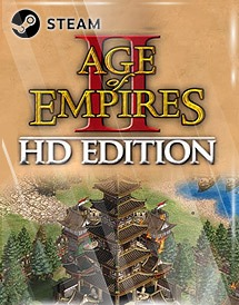 age of empires ii hd steam key [global]