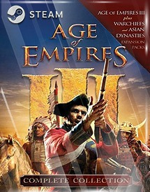 age of empires iii: complete collection steam key [global]