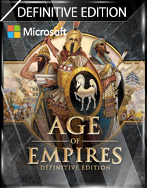 age of empires: definitive edition windows store [global]