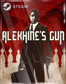 alekhine's gun uncut steam key [global]
