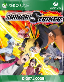 naruto to boruto: shinobi striker xbox one xbox live [global]