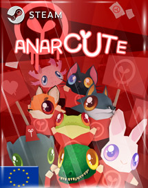 anarcute steam key [eu]