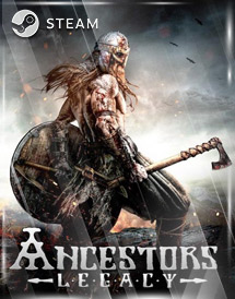 ancestors legacy steam key [global]