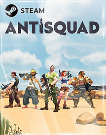 antisquad steam key [eu]