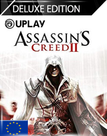 assassin's creed ii: deluxe edition uplay key [eu]