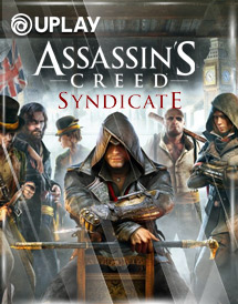 assassin's creed: syndicate uplay key [global]