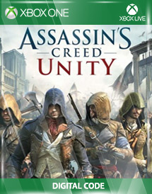 assassin's creed: unity xbox one xbox live key [global]