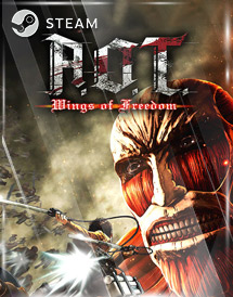 attack on titan / a.o.t. wings of freedom steam key [global]