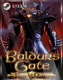 baldurs gate enhanced edition steam key [global]