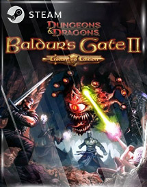 baldurs gate ii enhanced edition steam key [global]