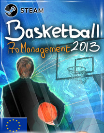 basketball pro management 2013 steam key [eu]