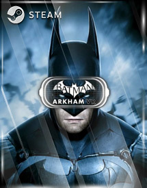 batman arkham [vr] steam key [global]
