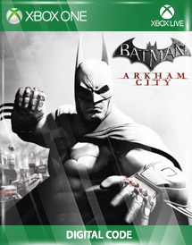batman: arkham city - xbox 360 xbox live key [global]