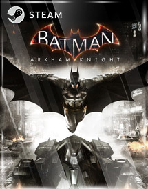batman: arkham knight steam key [global]