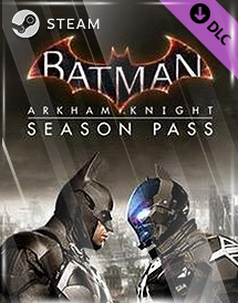 batman: arkham knight - season pass dlc steam key [global]