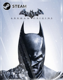 batman: arkham origins steam key [global]